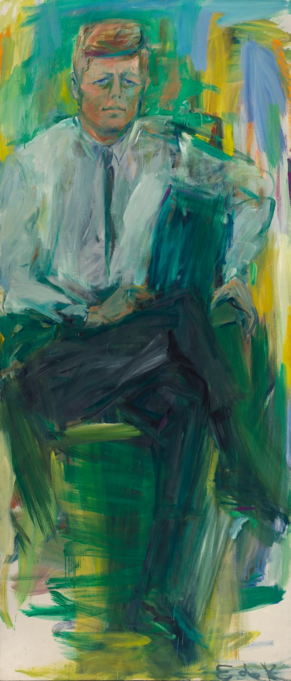 Elaine De Kooning Paintings