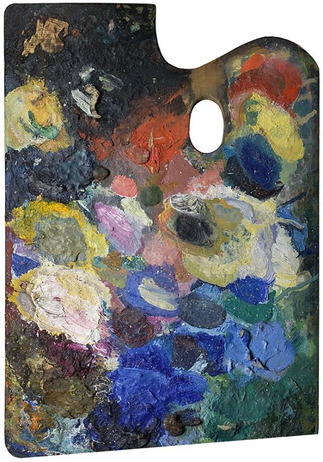 WASSILY KANDINSKY, 2007, 190x156cm, Copyright: Matthias Schaller,Lenbachhaus, München;