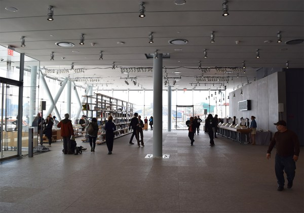 Couches Conservation Labs Whitney Museum' Building