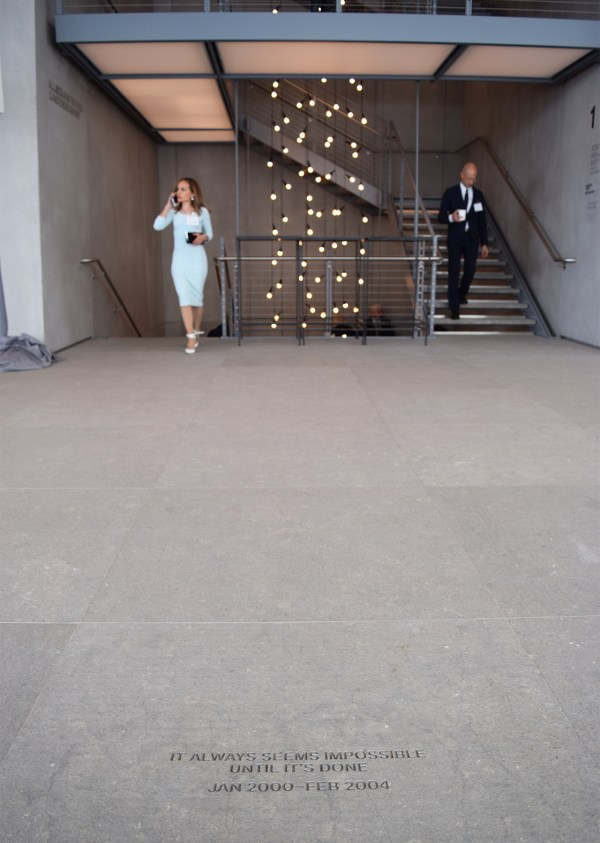 Buried Artwork Whitney Museum