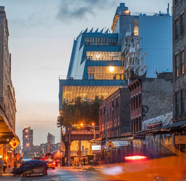 New York Whitney Museum of American Art
