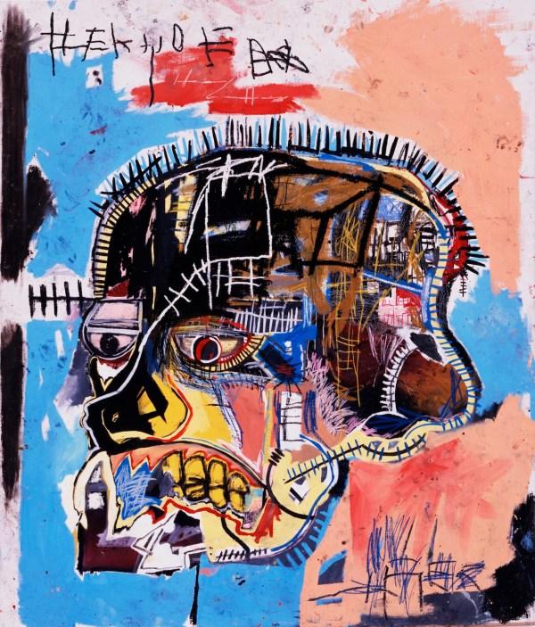 Jean-michel Basquiat And Immortal Black Life