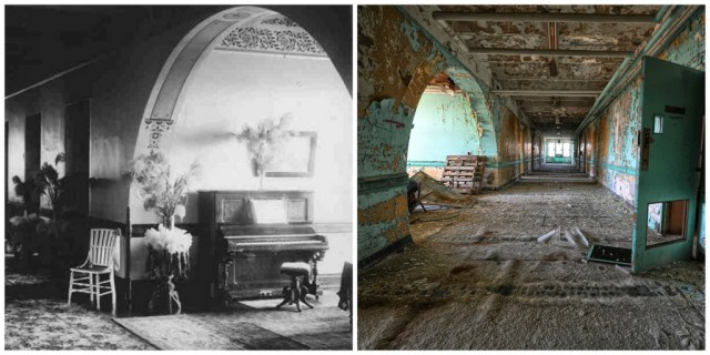 Then and now at Greystone (photo by Foresaken Fotos, via Flickr)