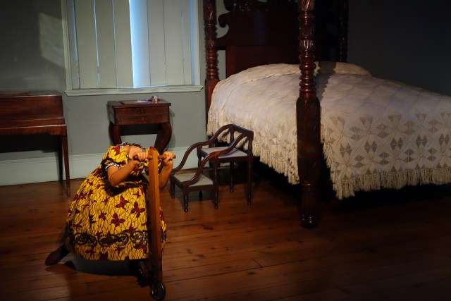 Yinka Shonibare MBE: 'Colonial Arrangements' at Morris-Jumel Mansion