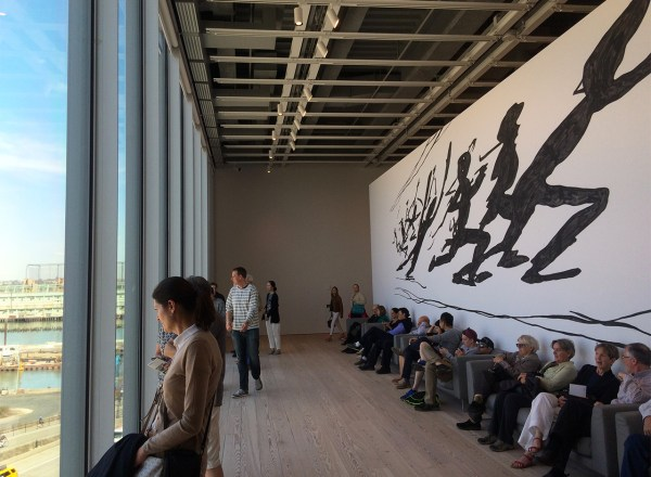 Whitney Museum Machine Art And