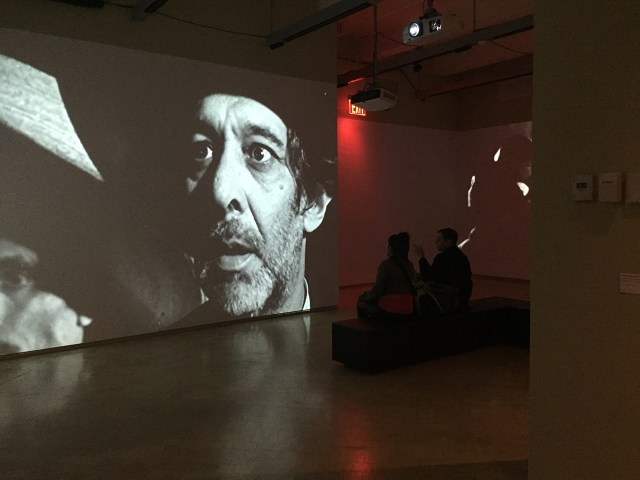 Installation view, 'Under the Mexican Sky: Gabriel Figueroa—Art and Film' at El Museo del Barrio (photo by the author for Hyperallergic)