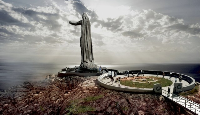 Artist rendering provided by the Never Forgotten National Memorial Foundation