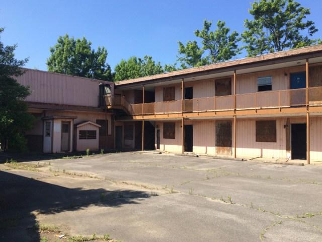 Gaston Motel in Birmingham, Alabama (courtesy City of Birmingham Archives)