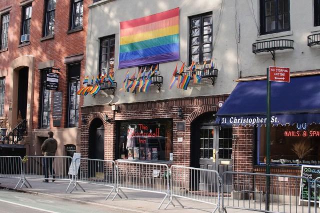 The Stonewall Inn in Manhattan's Greenwich Village neighborhood was just granted landmark status. (photo by InSapphoWeTrust, via Wikimedia Commons)