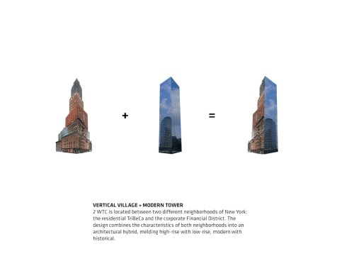 small resolution of 2 wtc diagram by bjarke ingels group
