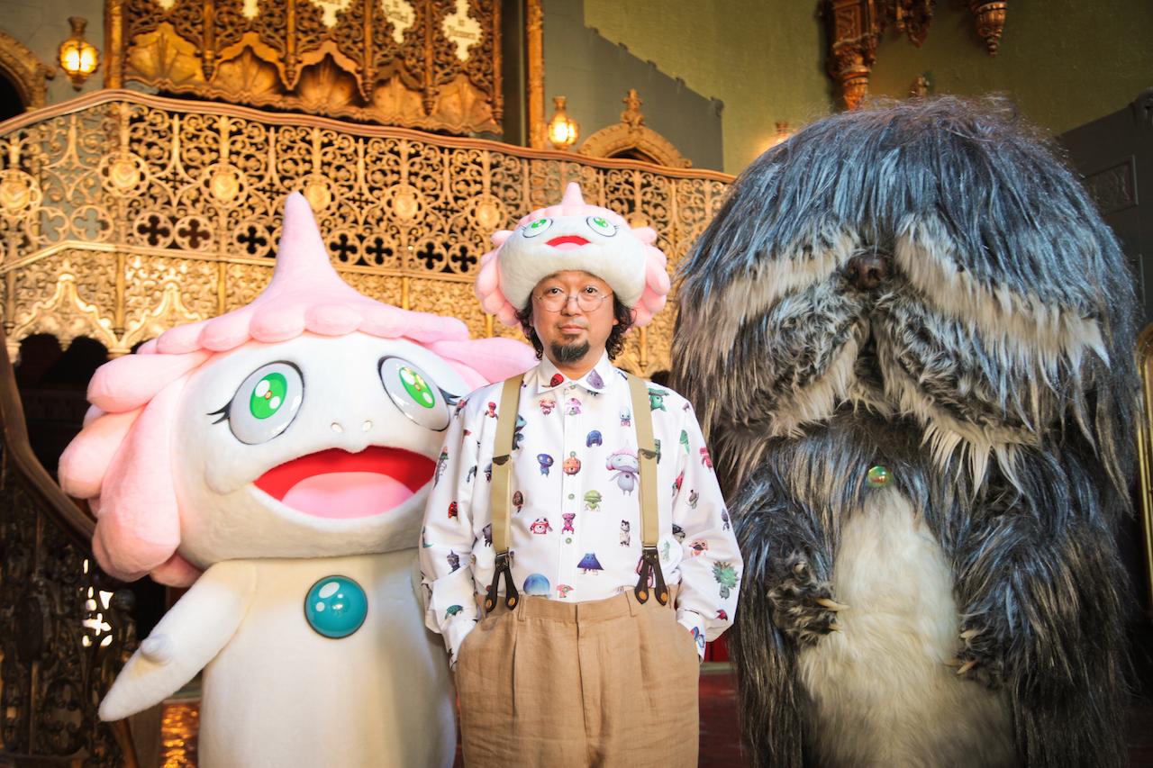 Takashi Murakami Explains How Fukushima Inspired His New