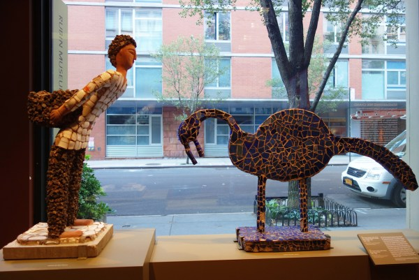 Rubin Museum Honors Nek Chand Visionary Artist Built