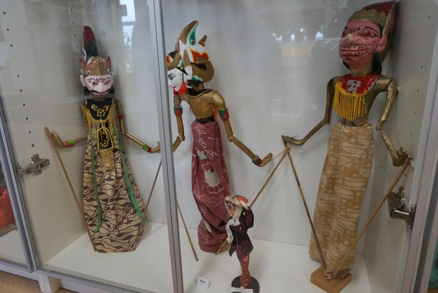 Dolls from Bali