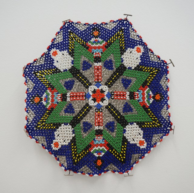 A beaded piece from Greenland