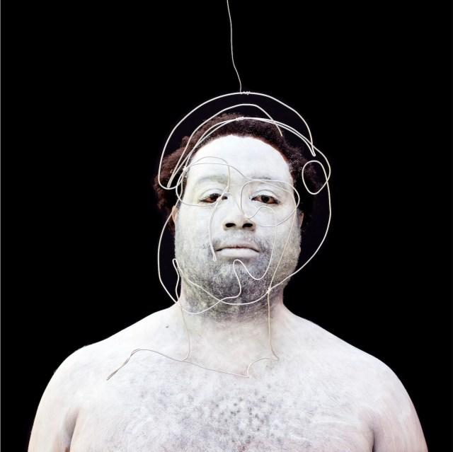"Meryl McMaster, ""Anthony"" (2010), digital chromogenic print, 36 x 36 inches (courtesy the artist and Katzman Contemporary)"