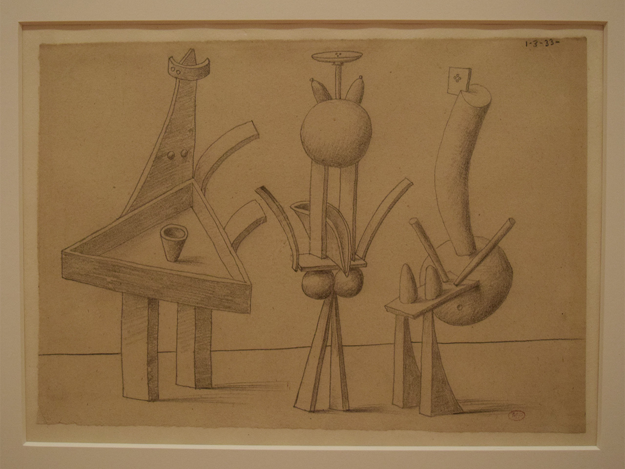 "Pablo Picasso, ""An Anatomy: Three Women"" (1933)"