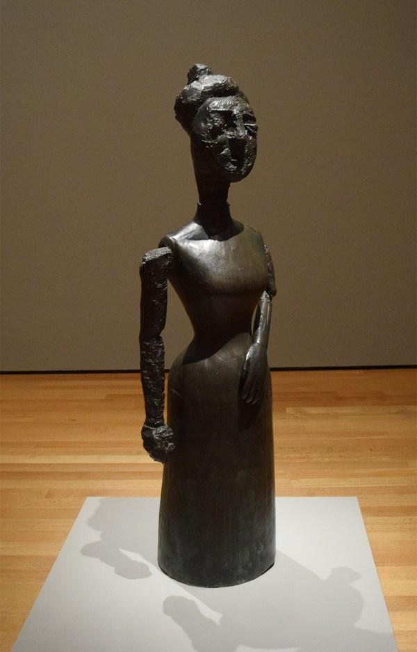 Pablo Picasso Woman Sculpture