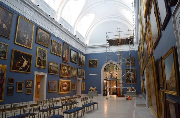 Worthy Renovation Wadsworth Atheneum' European