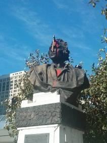 The axed Columbus (courtesy Imgur)