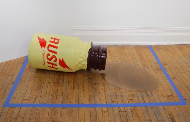 "John Waters, ""Rush"" (2009)"