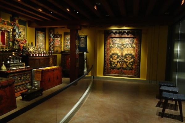 Rubin Museum Opens Expanded Buddhist Shrine Room