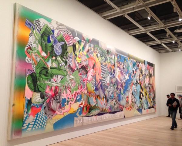 Frank Stella Art