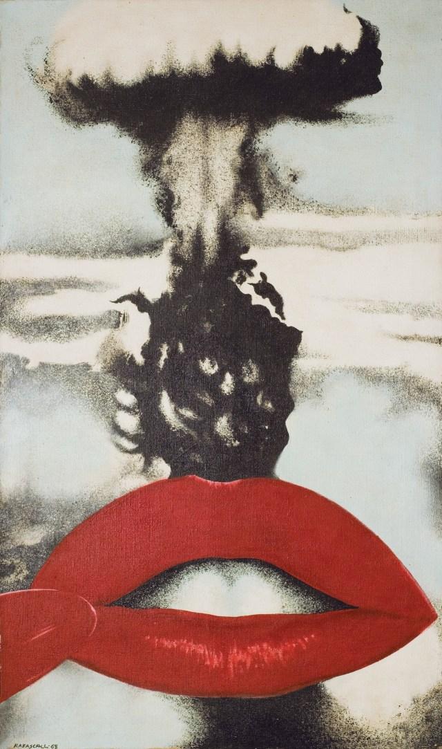 "Joan Rabascall, ""Atomic Kiss ""(1968)"