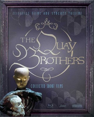 'The Quay Brothers: Collected Short Films' (image courtesy Zeitgeist Films)