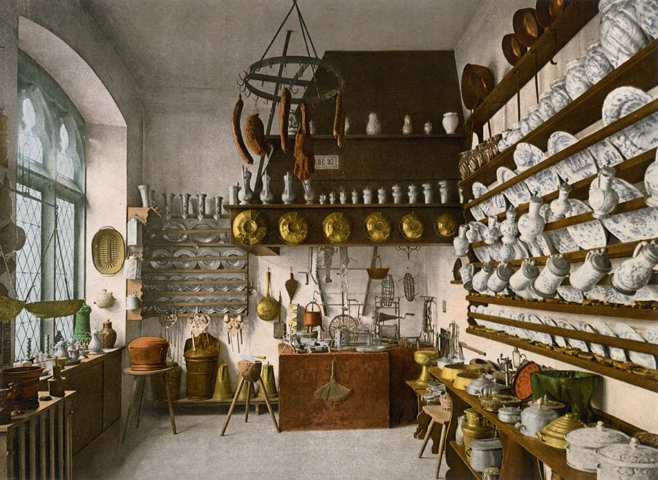 Photochroms Capture Belle poque Germany in Color