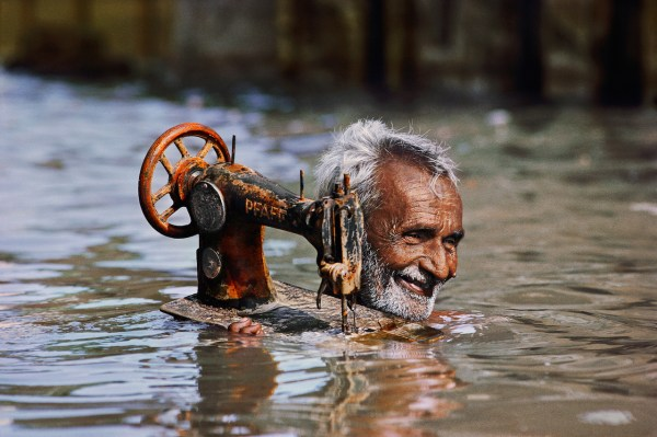 Steve Mccurry' Romanticized Visions Of India
