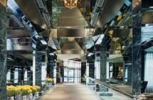 Kaleidoscopic Interior Pritzker Prize Winning Architect