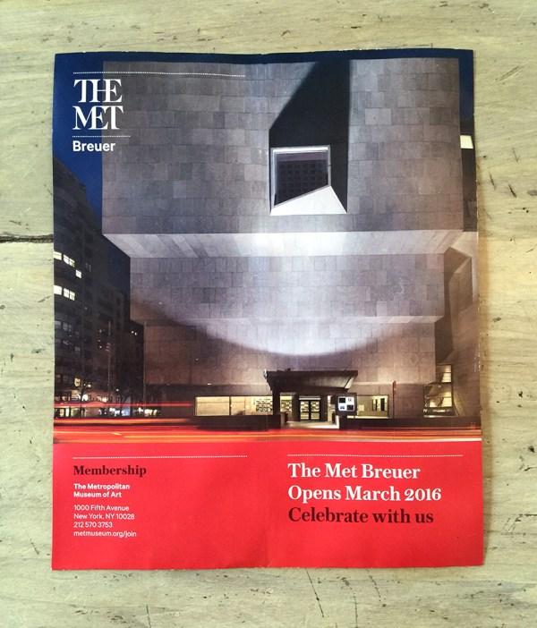 Meh-tropolitan Museum Of Art' Rebranding