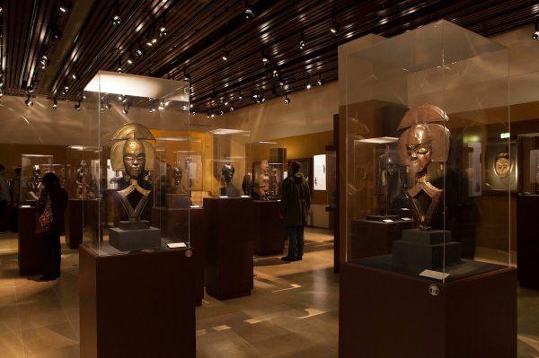 In Paris Museum Of African Art Brings Jewels