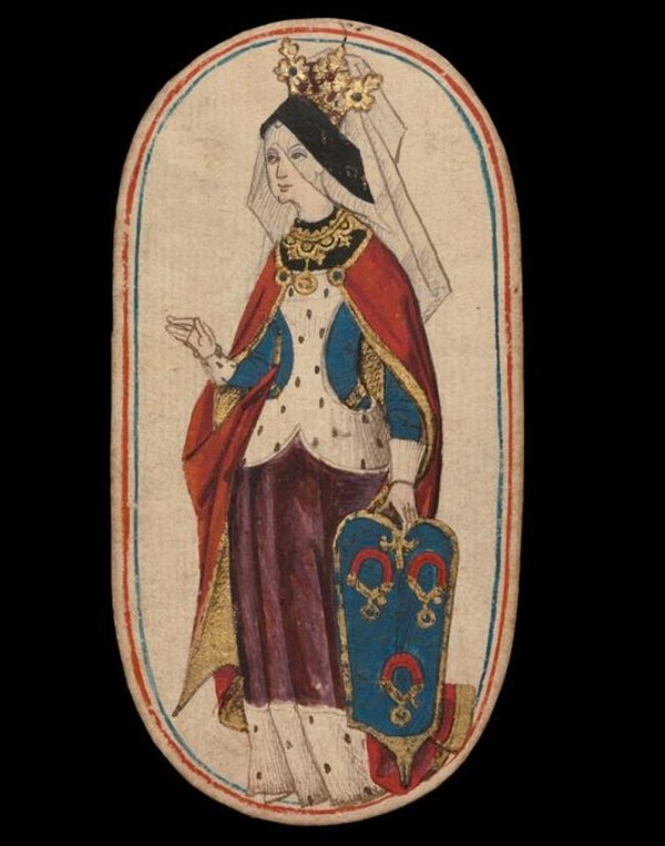 Bawdy History Of Medieval Playing Cards