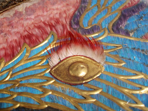 Plumage Of Saints Aztec Feather Art In Age Colonialism