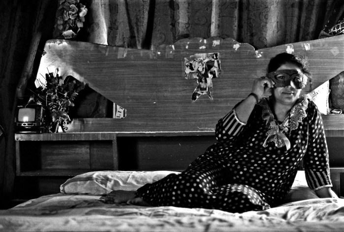 "Ayman al Amiri, ""Night workers"" (2014) (photo courtesy the artist)"