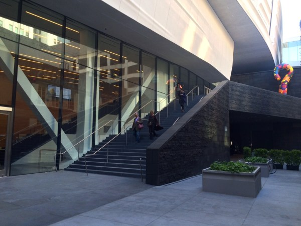 Challenging Changing City Sfmoma Reopens With Global Aspirations