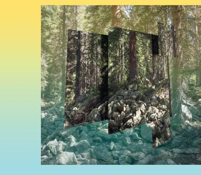 "Mark Dorf, ""Emergent #14"" (2014), archival pigment print (image courtesy of Artbridge)"