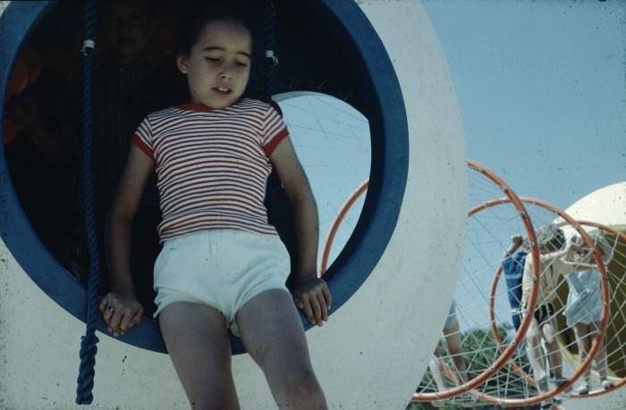 Group Ludic, Playground for family holiday resort La Grande Motte, France (1970) (courtesy of Xavier de la Salle)