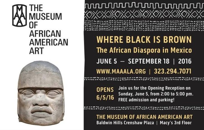 Where Black is Brown (via maaala.org)