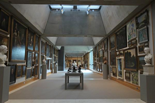 Yale' Center British Art Reopens Historic Louis Kahn Building