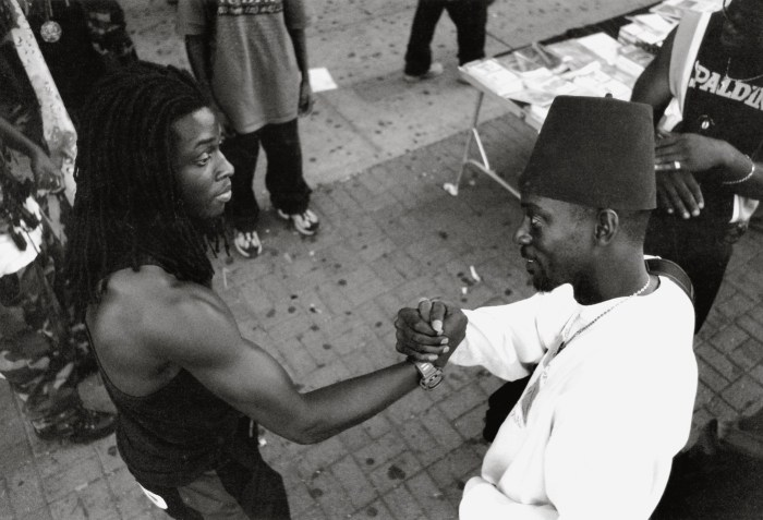 """Jamel Shabazz, """"Cultured and Refined, New York"""" (2005)"""