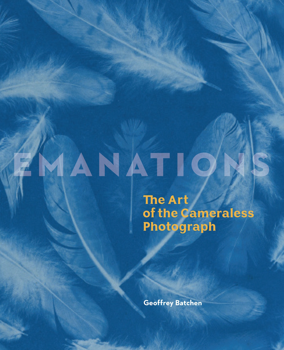 Cover of 'Emanations: The Art of the Cameraless Photograph' (courtesy Prestel)