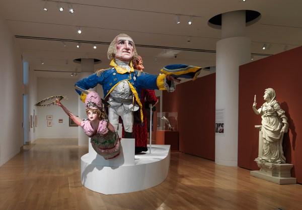 Political Art Installations