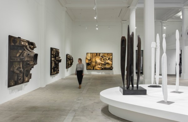 Art Hauser Wirth and Schimmel Gallery