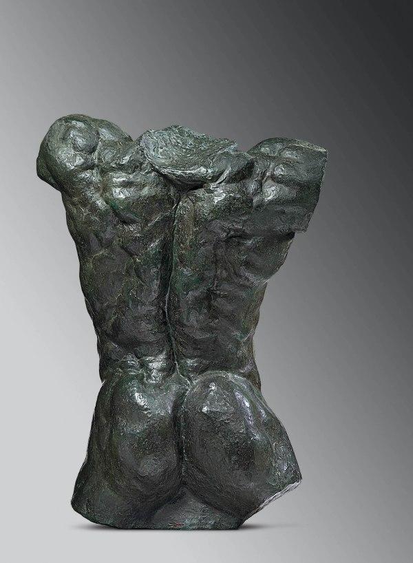 Rodin Sculpture Female