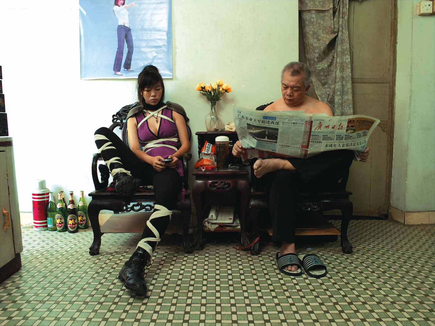 Copy of Cosplayers_A Ming at Home_2004_C-print_75x100cm