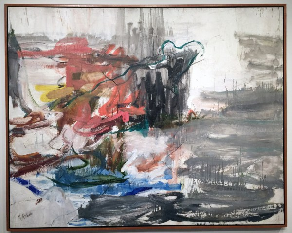 'women Of Abstract Expressionism Challenges Canon