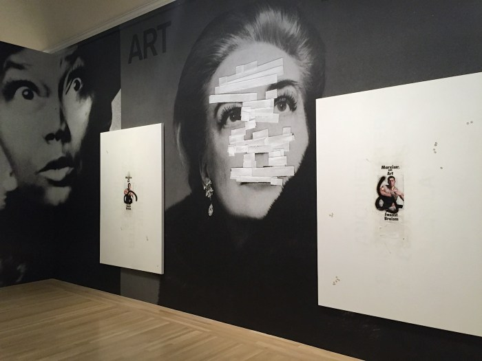 "Mark Verabioff, ""Marxism and Art Beware of Fascist Broism"" (2016)"