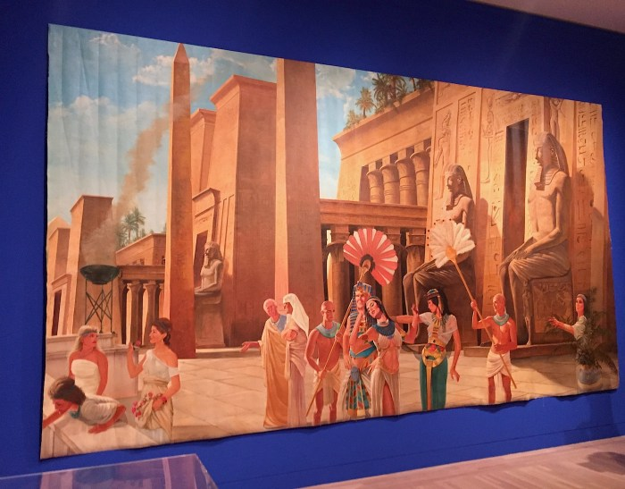 "Daniel R. Small, ""Excavation II"" (2016), installation"